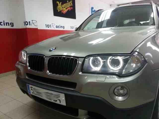 BMW X3 en 101Racing