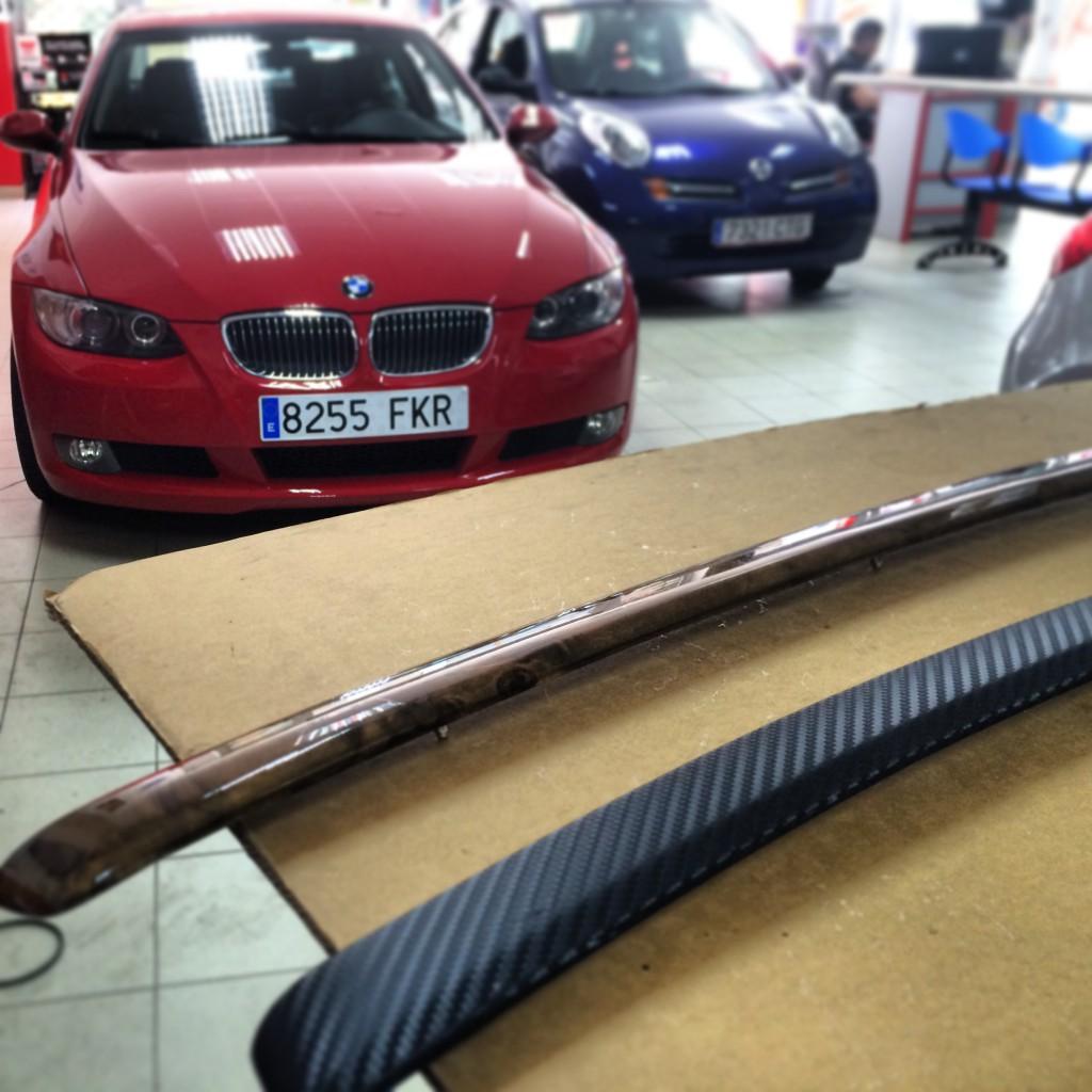 bmw e92 coupe carbono 3m