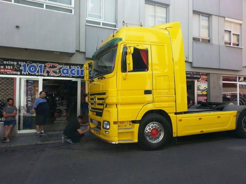 tuning para camiones